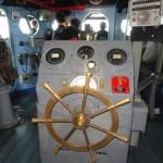 At The Helm – Aye Aye Captain!